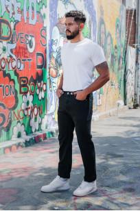 Rick Owens DRKSHDW Torrance Jeans - Garment Dyed Black - Image 3