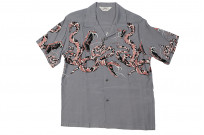 Star of Hollywood High Density Rayon Shirt - Rattle-Tattle Snakes - Image 1