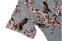Star of Hollywood High Density Rayon Shirt - Rattle-Tattle Snakes - Image 7