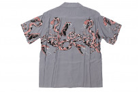 Star of Hollywood High Density Rayon Shirt - Rattle-Tattle Snakes - Image 10