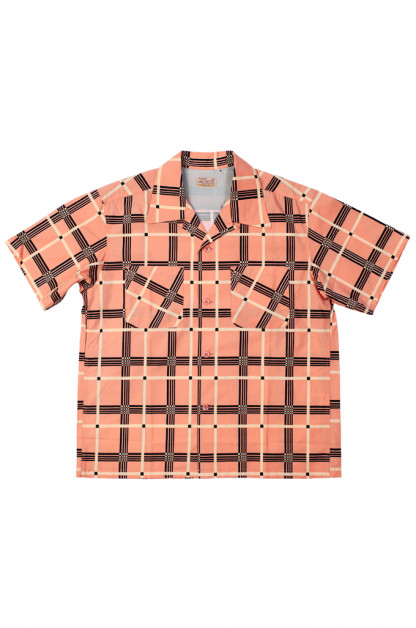 Style Eyes Broad Cotton Shirt - OG Pinky