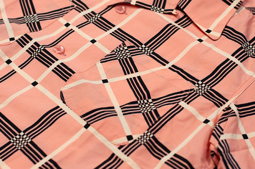 Style Eyes Broad Cotton Shirt - OG Pinky - Image 2