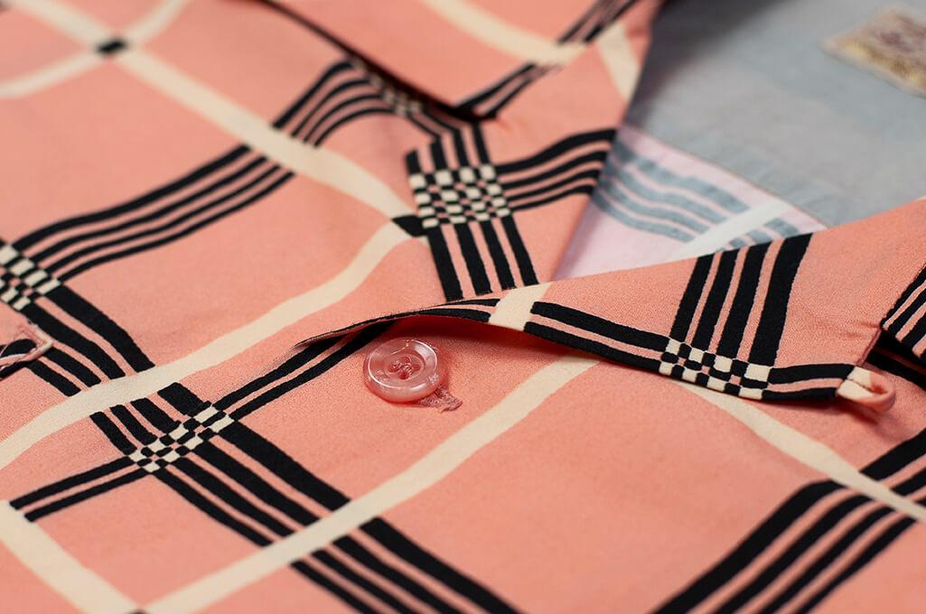 Style Eyes Broad Cotton Shirt - OG Pinky - Image 3