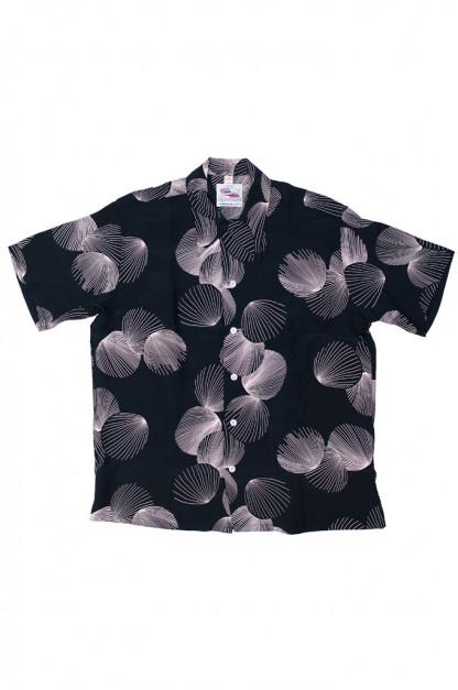 Sugar Cane Duke Shirt - Black Duke's Shell Special Edition