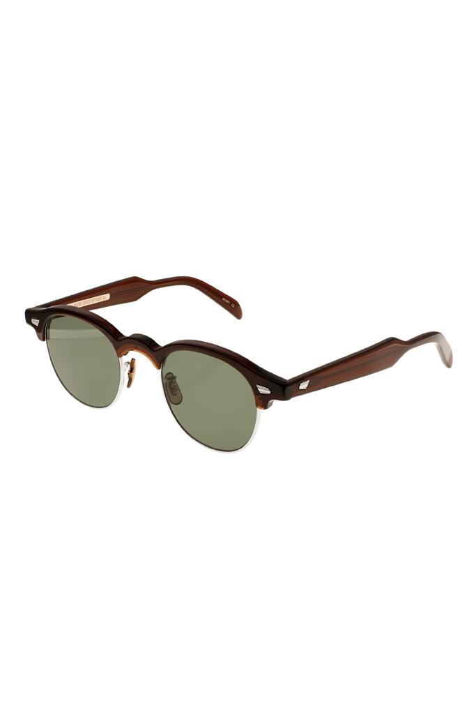 Globe Specs x Old Joe Acetate & Titanium Glasses - Henry - Image 0