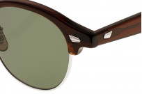 Globe Specs x Old Joe Acetate & Titanium Glasses - Henry - Image 2