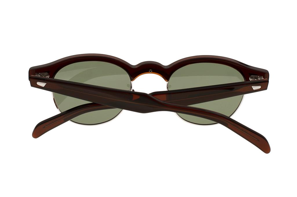 Globe Specs x Old Joe Acetate & Titanium Glasses - Henry - Image 5