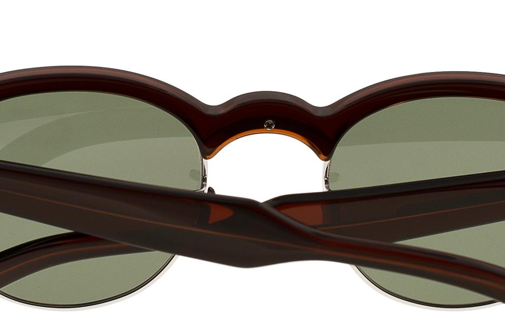 Globe Specs x Old Joe Acetate & Titanium Glasses - Henry - Image 6