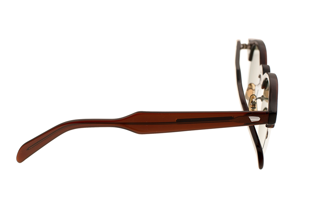 Globe Specs x Old Joe Acetate & Titanium Glasses - Henry - Image 9