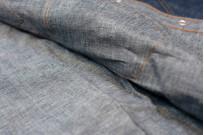 Mister Freedom Dude Rancher Shirt - 101 Indigo Denim - Image 14
