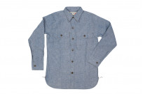 Mister Freedom M37 Snipes Shirt - Chambray - Image 1