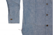 Mister Freedom M37 Snipes Shirt - Chambray - Image 4