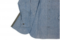 Mister Freedom M37 Snipes Shirt - Chambray - Image 12