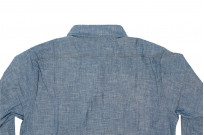 Mister Freedom M37 Snipes Shirt - Chambray - Image 16