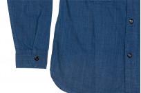 Pure Blue Japan Workshirt - Double Natural Indigo - Image 14
