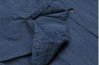 Pure Blue Japan Workshirt - Double Natural Indigo - Image 15