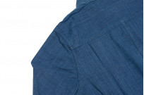 Pure Blue Japan Workshirt - Double Natural Indigo - Image 21