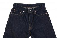 Pure Blue Japan XX-019 Indigo Jeans - 14oz Straight Tapered - Image 7