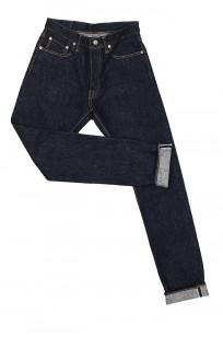 Pure Blue Japan XX-019 Indigo Jeans - 14oz Straight Tapered - Image 11