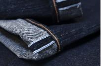 Pure Blue Japan XX-019 Indigo Jeans - 14oz Straight Tapered - Image 12