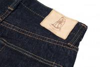 Pure Blue Japan XX-019 Indigo Jeans - 14oz Straight Tapered - Image 13