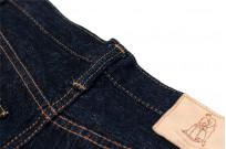 Pure Blue Japan XX-019 Indigo Jeans - 14oz Straight Tapered - Image 15