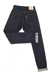 Pure Blue Japan XX-019 Indigo Jeans - 14oz Straight Tapered - Image 18