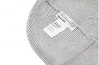 Merz B. Schwanen Merino Wool Beanie - Gray 2021 - Image 5