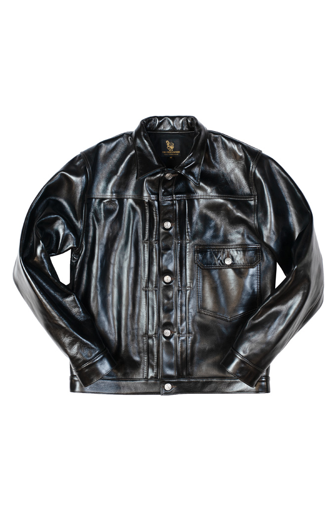 Fine Creek Horsehide Jacket - Richmond Type I - Image 0