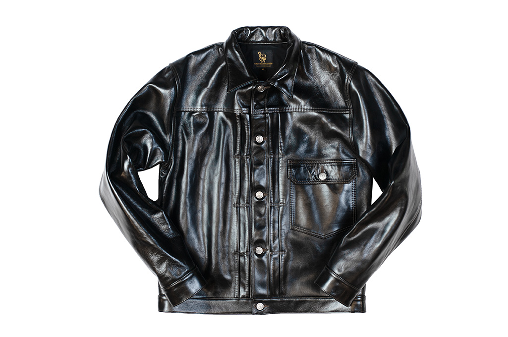 Fine Creek Horsehide Jacket - Richmond Type I - Image 1