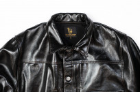 Fine Creek Horsehide Jacket - Richmond Type I - Image 5
