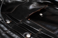 Fine Creek Horsehide Jacket - Richmond Type I - Image 8