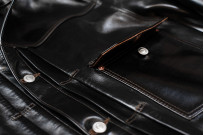 Fine Creek Horsehide Jacket - Richmond Type I - Image 14
