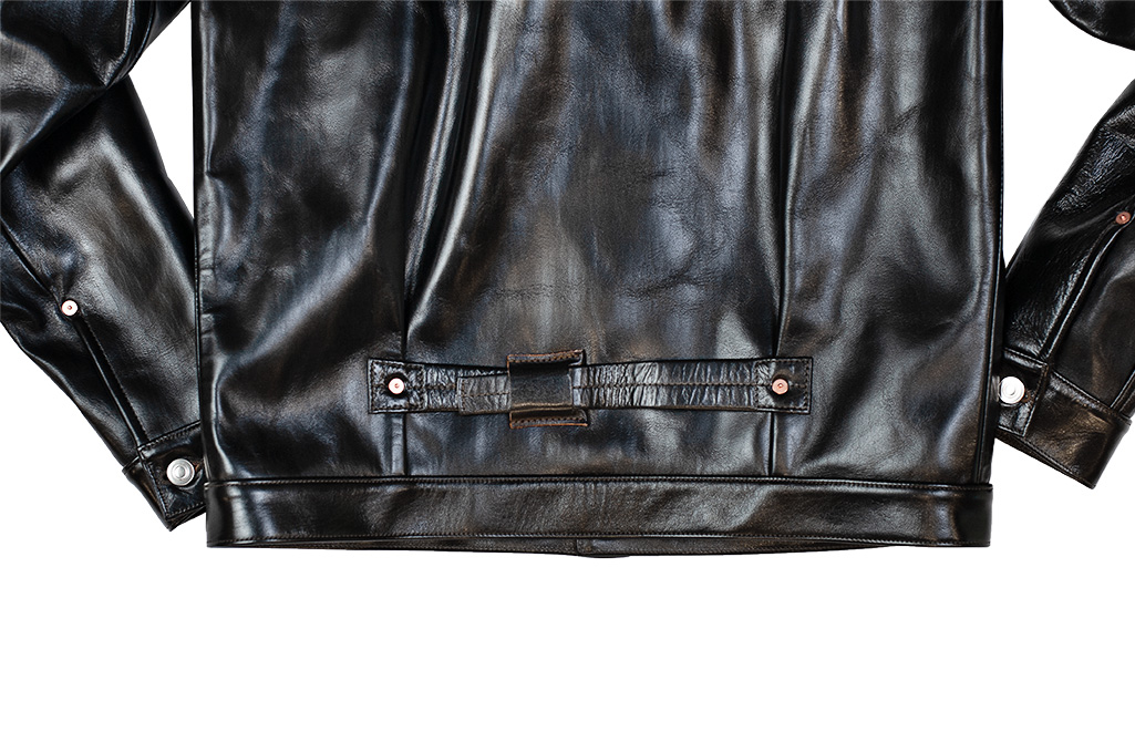 Fine Creek Horsehide Jacket - Richmond Type I - Image 14