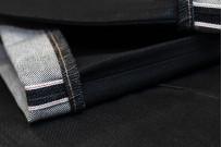 Rick Owens DRKSHDW Duke Jeans - Made in Japan Black Waxed (Self Edge Exclusive) - Image 13