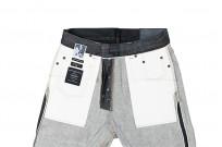 Rick Owens DRKSHDW Duke Jeans - Made in Japan Black Waxed (Self Edge Exclusive) - Image 19