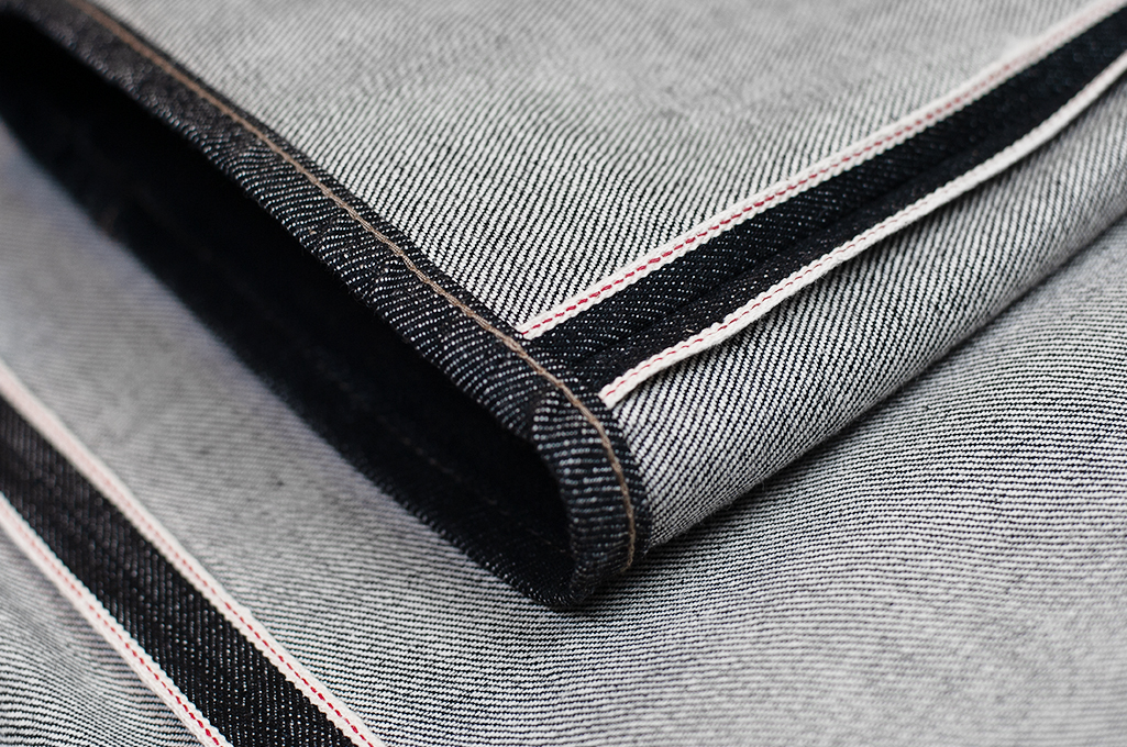 Rick Owens DRKSHDW Duke Jeans - Made in Japan Black Waxed (Self Edge Exclusive) - Image 22