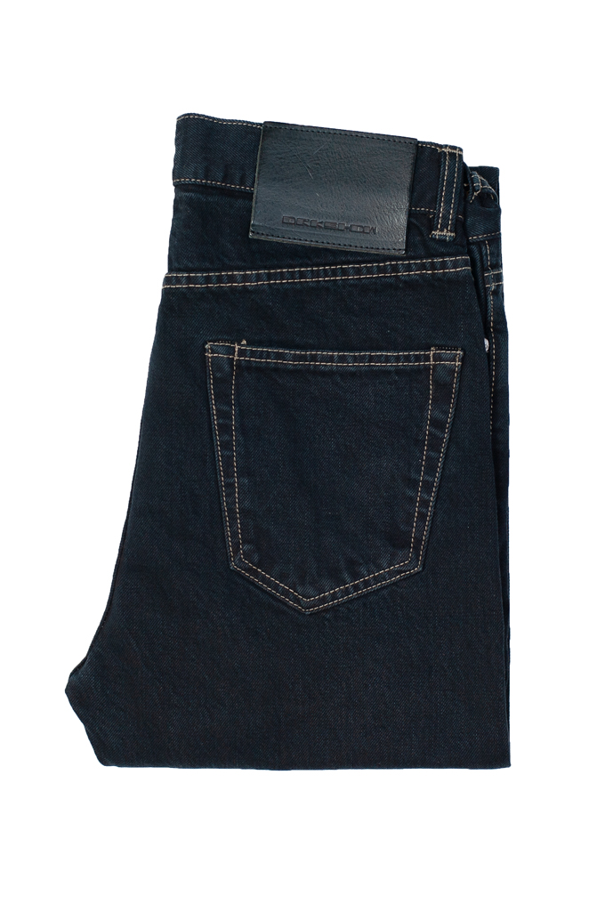 Rick Owens DRKSHDW Duke Jeans - Made in Japan Overdyed (Self Edge Exclusive) - Image 4