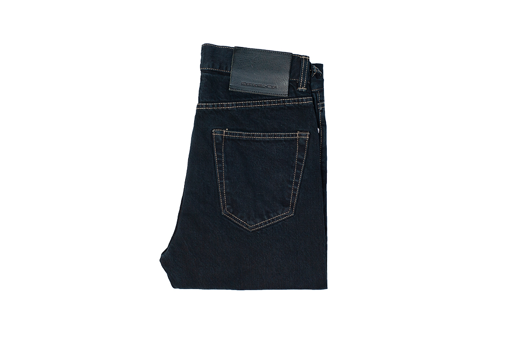 Rick Owens DRKSHDW Duke Jeans - Made in Japan Overdyed (Self Edge Exclusive) - Image 5