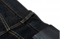 Rick Owens DRKSHDW Duke Jeans - Made in Japan Overdyed (Self Edge Exclusive) - Image 17