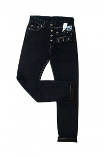 Rick Owens DRKSHDW Duke Jeans - Made in Japan Overdyed (Self Edge Exclusive) - Image 19