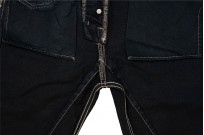 Rick Owens DRKSHDW Duke Jeans - Made in Japan Overdyed (Self Edge Exclusive) - Image 23