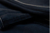 Rick Owens DRKSHDW Duke Jeans - Made in Japan Overdyed (Self Edge Exclusive) - Image 24