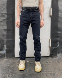 Rick Owens DRKSHDW Duke Jeans - Made in Japan Overdyed (Self Edge Exclusive) - Image 31
