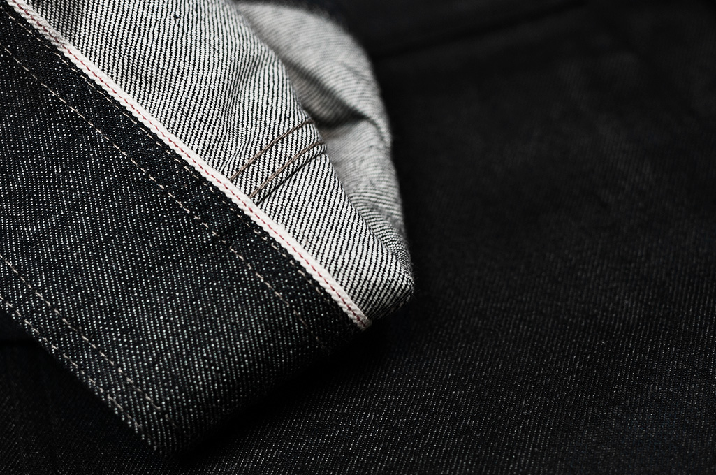 Rick Owens DRKSHDW Outershirt - Made in Japan Black Waxed (Self Edge Exclusive) - Image 9