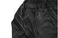 Rick Owens DRKSHDW Outershirt - Made in Japan Black Waxed (Self Edge Exclusive) - Image 17