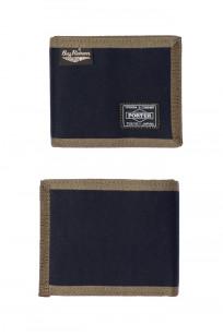 Buzz Rickson x Porter Wallet - Jungle Cloth Navy - Image 0