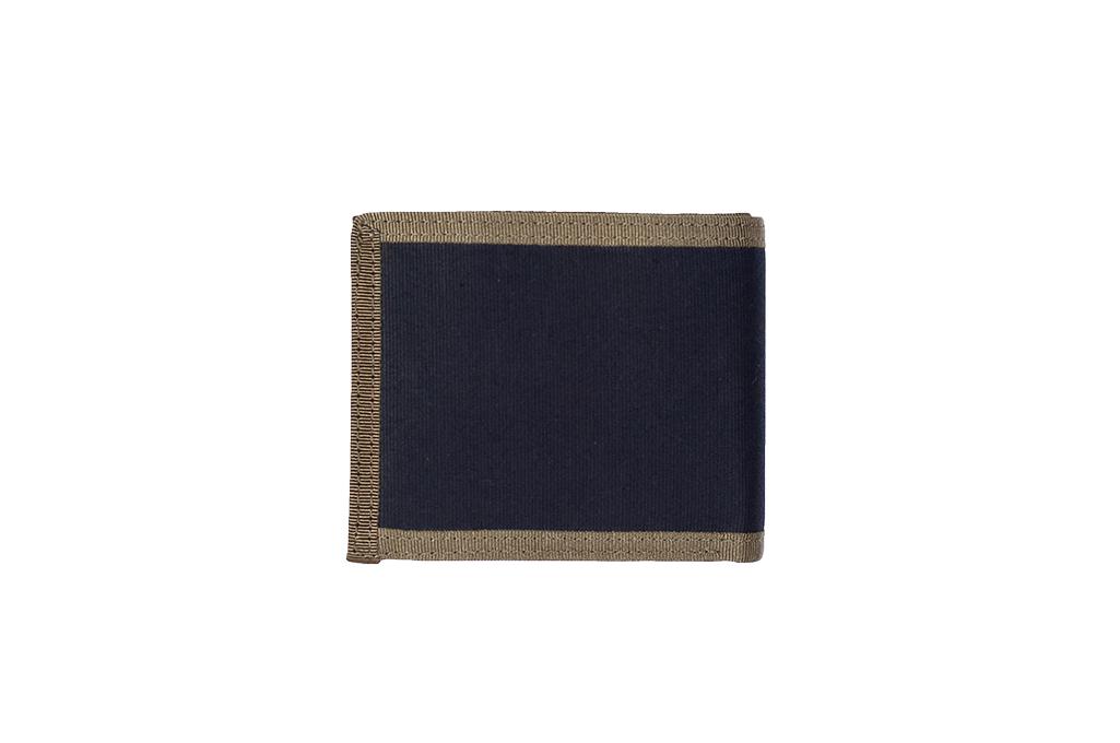 Buzz Rickson x Porter Wallet - Jungle Cloth Navy - Image 2
