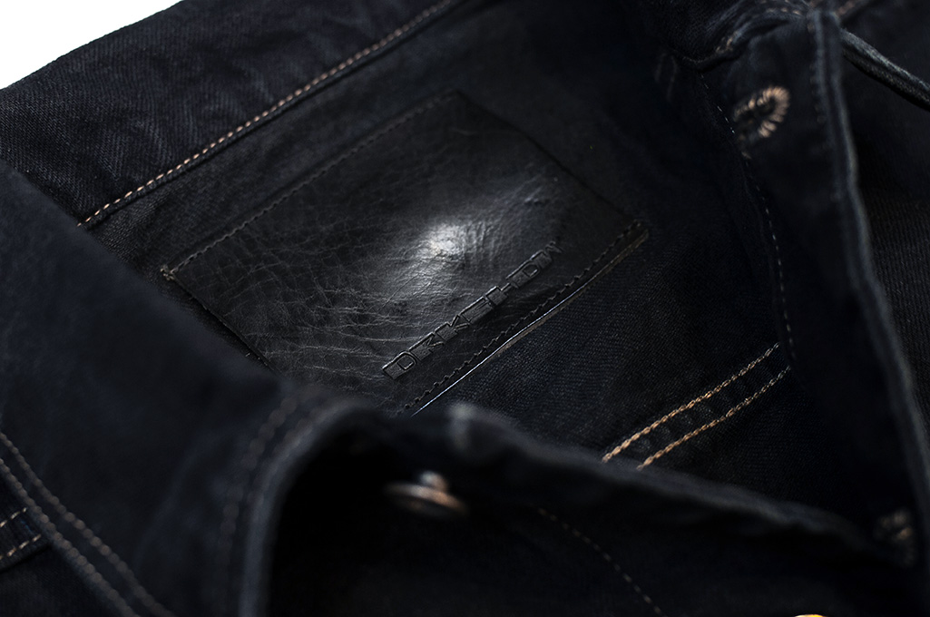 Rick Owens DRKSHDW Worker Jacket - Made in Japan Overdyed (Self Edge Exclusive) - Image 7