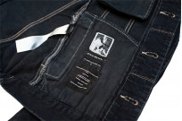 Rick Owens DRKSHDW Worker Jacket - Made in Japan Overdyed (Self Edge Exclusive) - Image 9